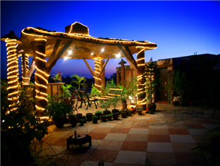 India Luxury Homes New Delhi and NCR - Terrace Garden