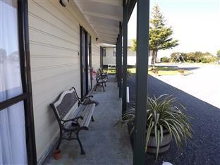 Alpine View Motel Kaikoura - Studio Apartment frontage