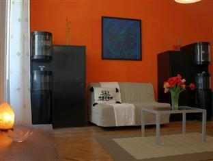 Danube Andrassy Apartment Budapest - Living room