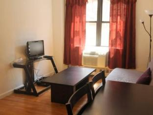 East Broadway Suite Apartment New York (NY) - Hotellet från insidan