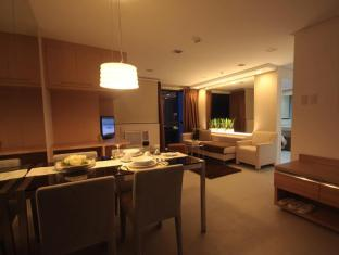 BSA Twin Tower Ortigas Manila - 2 Bedroom Executive Suite