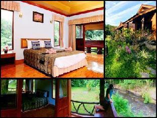 Khao Sok Rain Forest Resort guestroom junior suite