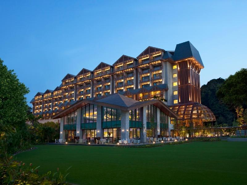 Resorts World Sentosa - Equarius Hotel1
