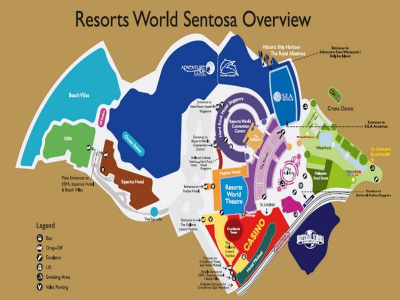 Resorts World Sentosa - Equarius Hotel34