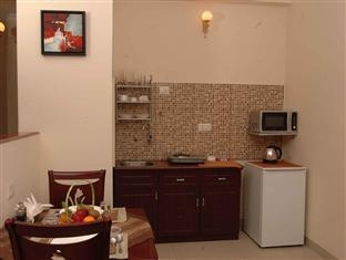 Tree Top Greens Serviced Apartment New Delhi and NCR - Twin Deluxe Room