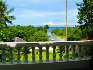The Cove House Bed & Breakfast Bohol - Balcony view