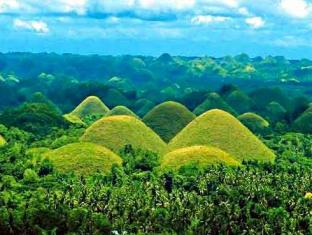 The Cove House Bed & Breakfast Bohol - Tours- Chocolate Hills
