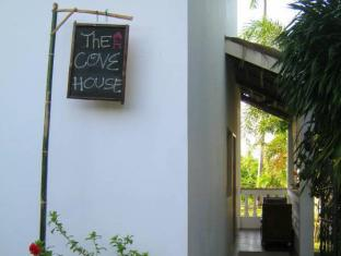 The Cove House Bed & Breakfast Bohol - Entrance