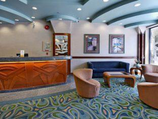 Ramada Inn & Suites Downtown Vancouver Vancouver (BC) - Empfangshalle