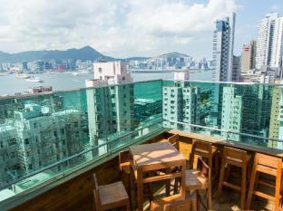 Printemp Hotel Apartment Hongkong - Utsikt