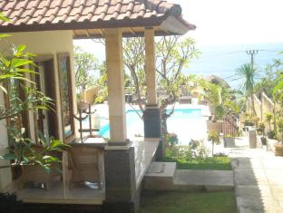 Barong Cafe Bungalow and Restaurant Bali - zunanjost hotela
