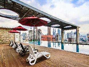 Dream Suite with Rooftop Pool @ Pudu @ 4 mins LRT