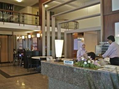 New Regent Hotel - Reception