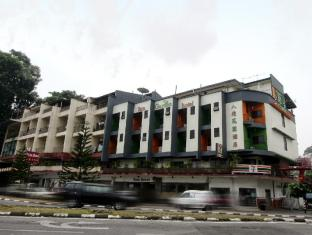 Fata Garden Hotel by Place2Stay Kuching - Exterior