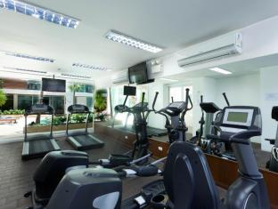 Art@Patong Serviced Apartments Phuket - Fitness Room