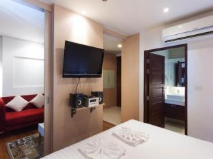 Art@Patong Serviced Apartments Phuket - Guest Room
