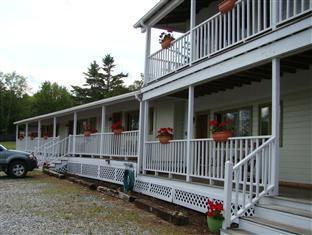 Bay Leaf Cottages & Bistro Lincolnville (ME) - Hotellet udefra