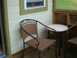 Bay Leaf Cottages & Bistro Lincolnville (ME) - Balkon/Teras