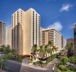 ハイアット プレイス ワイキキビーチ ホテル1