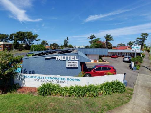 Bali Hi Motel hotel accepts paypal in Forster