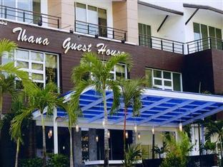 Thana Guest House & Restaurant Phuket - Front of hotel