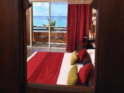 La Palmeraie Boutique Hotel hotel accepts paypal in Mauritius Island