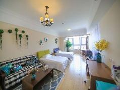 Lejiaxuan Seaview Apartment Qingdao Wanda Oriental Branch, Qingdao