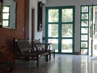 Baghmara Wildlife Resort Chitwan National Park - lobby