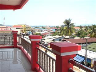 Meas Pich Guesthouse Koh Kong - View from Terrace