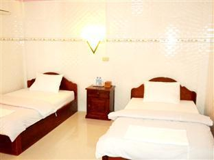 Meas Pich Guesthouse Koh Kong - Twin Bedroom with AC