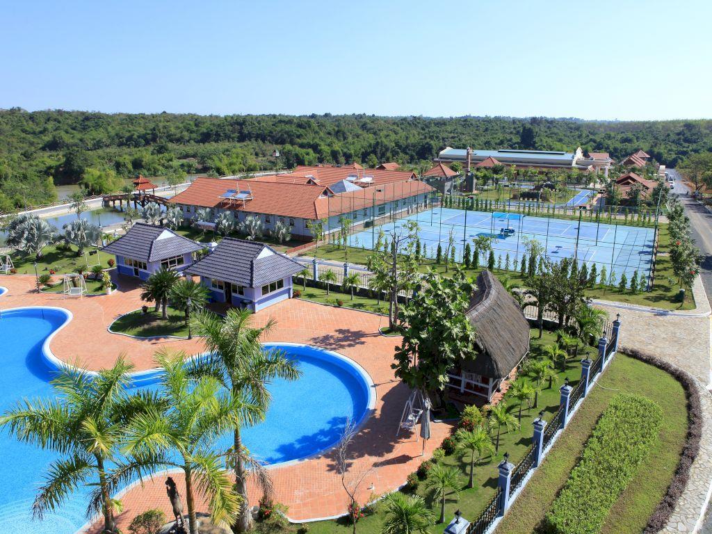 Binh Duong Vietnam  City new picture : Green Eye Resort Binh Duong, Vietnam Great discounted rates!