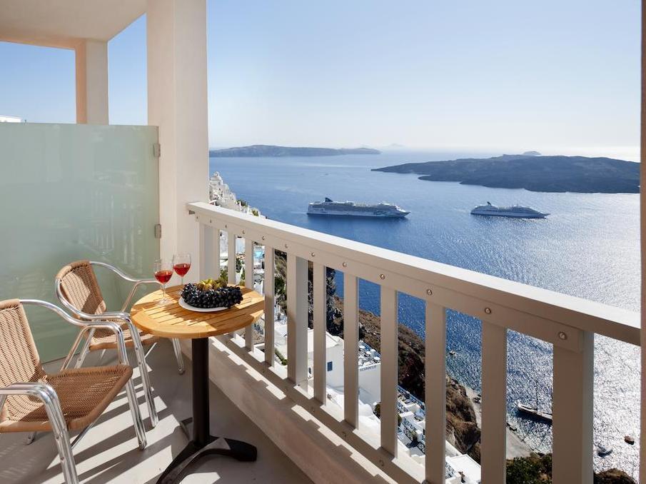 Panorama Boutique Hotel – Santorini 4