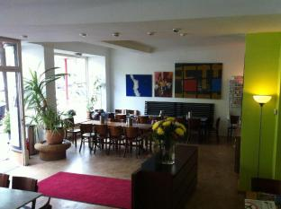 Pension Peters Berlin Berlin - Reception & Breakfast room & Lobby