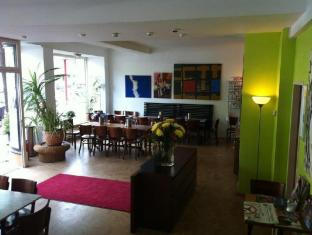 Pension Peters Berlin Berlin - Inne i hotellet
