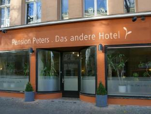 Pension Peters Berlin Берлин - Фасада на хотела