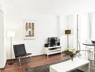 Aspasios Arago Executive Apartments Barcelona - Interior