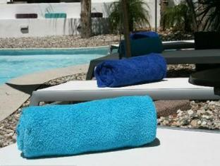 AfricanHome Guesthouse Cape Town - Pool Loungers