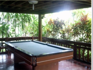 Casa Nova Garden Apartments Bohol - Billiards Table