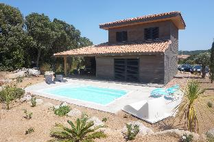 Villa 4/6 pers with private pool