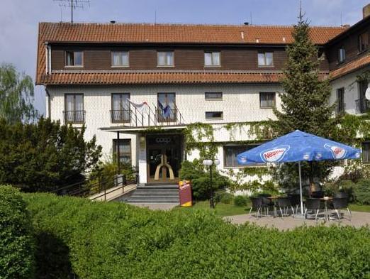 Hotel Zvikov Zvíkovské Podhradí Czech Republic