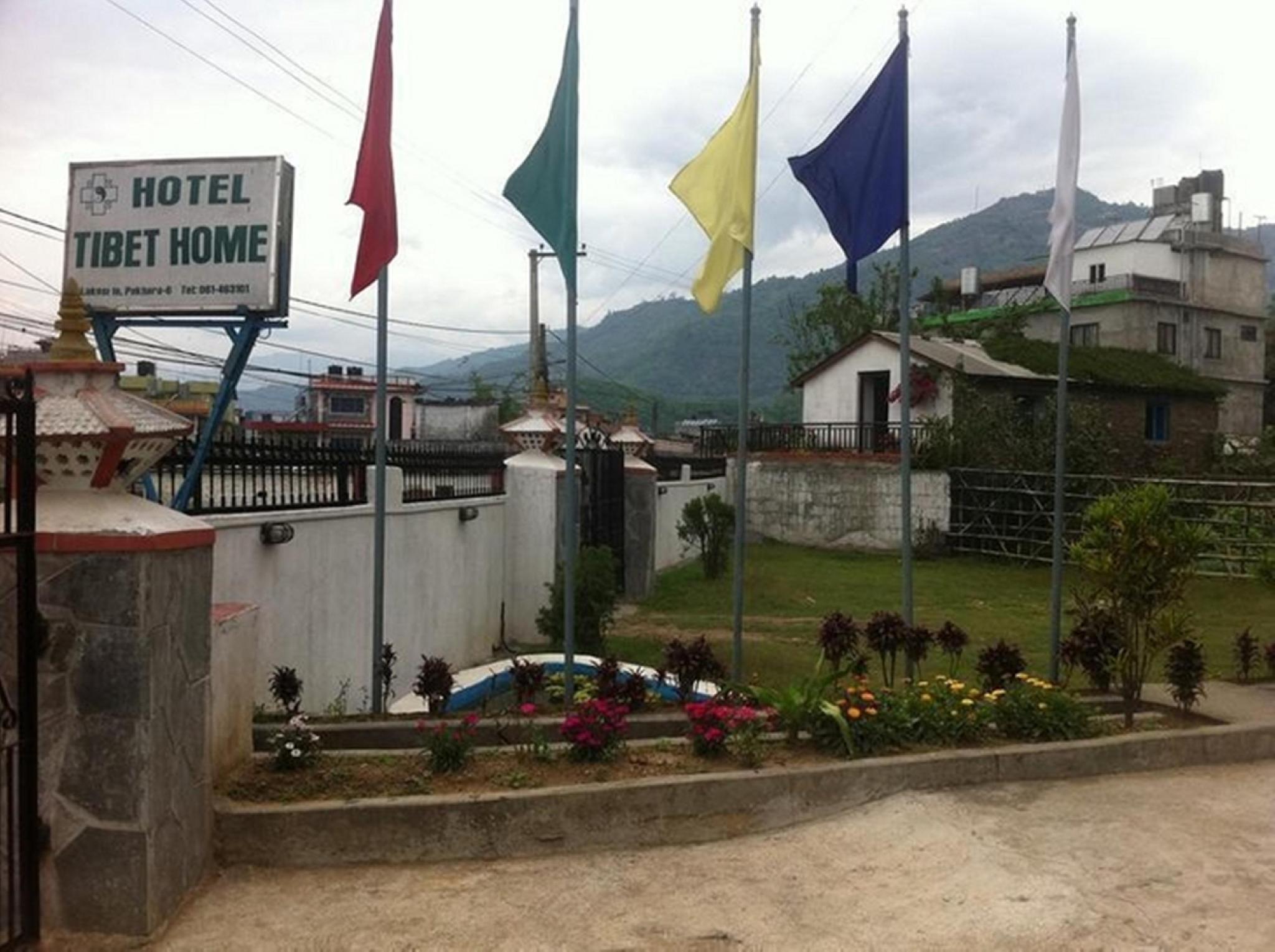 Hotel Tibet Home Pokhara Nepal