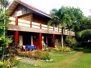 Kalipayan Beach Resort & Atlantis Dive Center Bohol - Hotel Aussenansicht