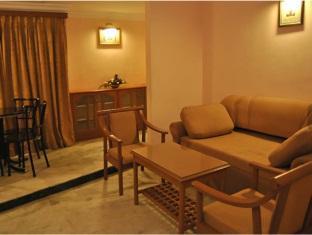 Hotel Atchaya Čennaí - Interiér hotelu