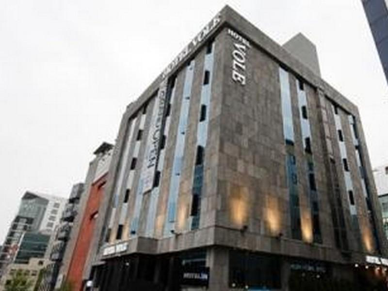 South Korea-호텔 볼 강남 (Hotel Vole Gangnam)
