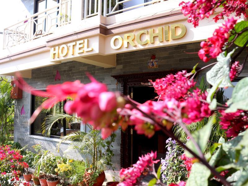 オーキッド(Hotel Orchid)