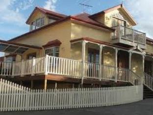 Hotell Quayside Cottages  i Hobart, Australien