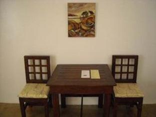 Panglao Palms Apartelle Bohol - Interior do Hotel