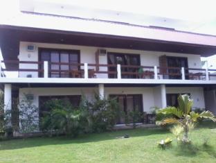 Panglao Palms Apartelle Bohol - Otelin Dış Görünümü