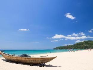 普吉岛卡伦海滩瑞享別墅和Spa中心 普吉岛 - 沙滩