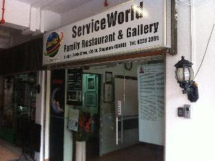 ServiceWorld Backpackers Hostel PayPal Hotel Singapore